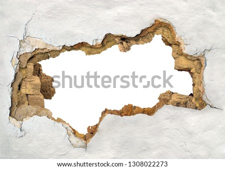 hole in a wall #1308022273