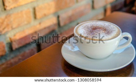 Coffee on the table - Image #1308058594