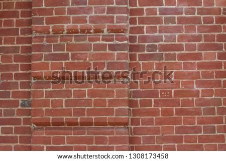 old brick wall texture #1308173458