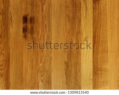 A fragment of a wooden panel hardwood. Oak. #1309813540