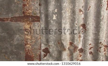 rust of zinc #1310629016