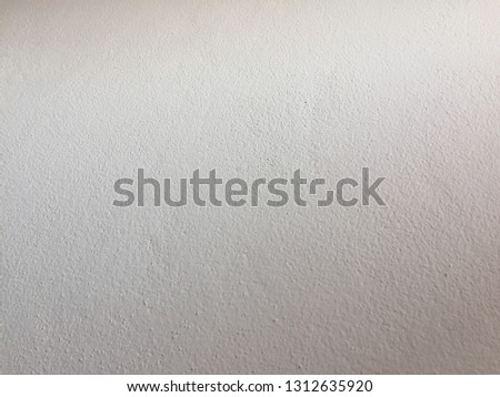 White Color Wall Cement Texture Background #1312635920