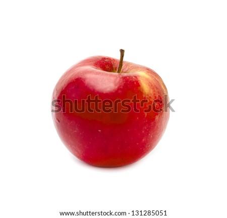 apple isolated on white background #131285051