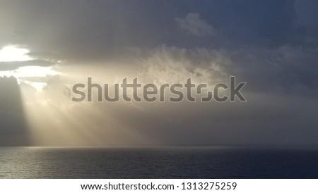 pacific ocean storm #1313275259