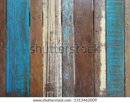 texture of multi color wooden background #1313462009
