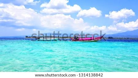 Gili islands life #1314138842