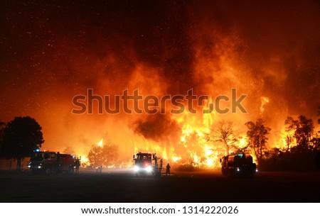 Australian bushfires 2018 NSW #1314222026
