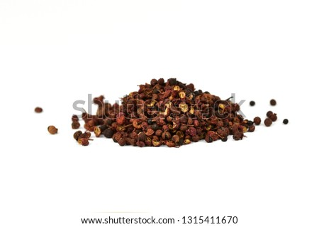 Sichuan pepper (Szechuan peppercorn) seeds #1315411670