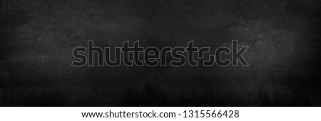 Chalkboard texture background. blackboard wall backdrop wallpaper, dark tone. #1315566428
