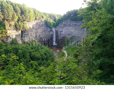Waterfall-ing in love #1315650923