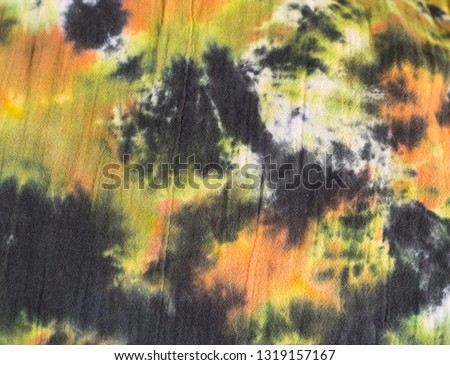 abstract background tie dye pattern  #1319157167