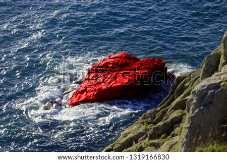 Heartrock in Cornwall #1319166830