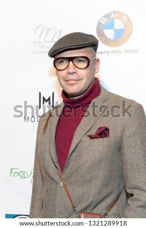 Billy Zane attends 2019 Pre-Oscars Rafi's Choice Gifting Suite and Concert at Waldorf Astoria Hotel, Beverly Hills, CA on February 22th, 2019 #1321289918