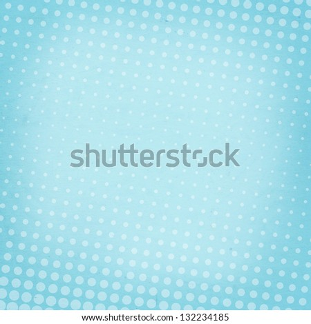 Retro style blue abstract background