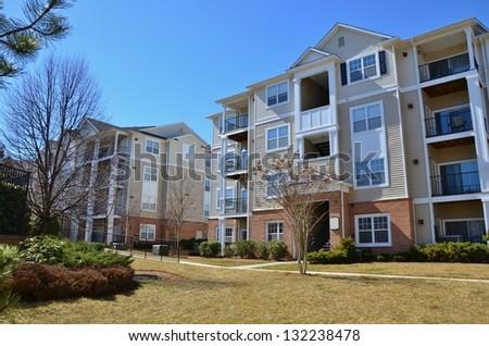 Condominium Garden Style Complex in Maryland, USA #132238478