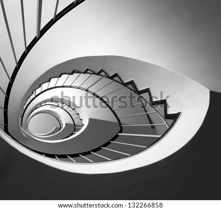 Spiral stairs #132266858
