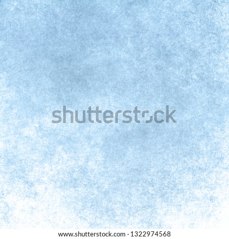 Blue designed grunge texture. Vintage background with space for text or image #1322974568