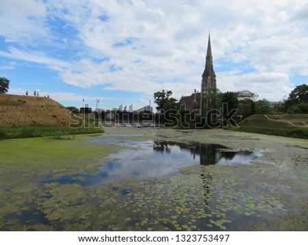 St Alban's Church #1323753497