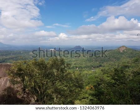 View from Chembra Peak, Kerala #1324063976