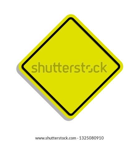 Road traffic sign #1325080910