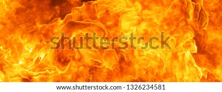 abstract blaze fire flame texture for banner background #1326234581