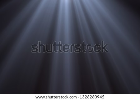 Rays of light isolated on the black background for overlays design ( screen blending mode layer ) Royalty-Free Stock Photo #1326260945