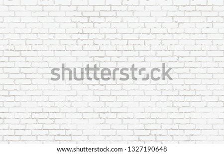 white brick facade building wall  #1327190648