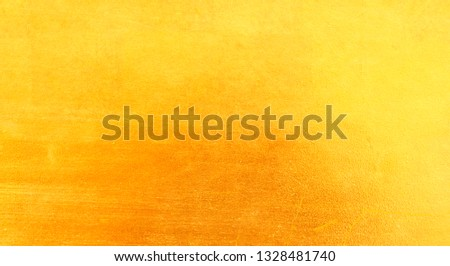 gold metall texture background  texture and Gradients shadow. #1328481740