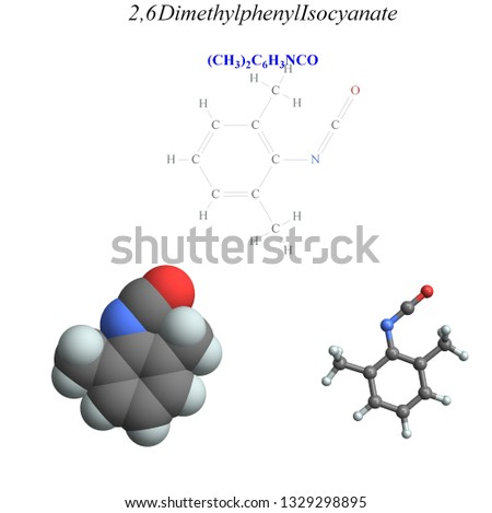 Molecular structure, 3D molecular plot and structure diagram, amines #1329298895
