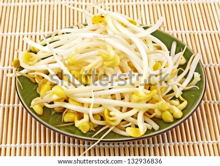 Bean sprouts #132936836