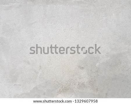 White and gray abstract texture modern   vintage cement concrete background and wallpaper. #1329607958
