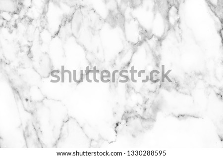 White marble texture old nature. Full frame background #1330288595