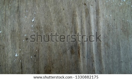 Abstract wood texture. Dirty crack wooden background #1330882175