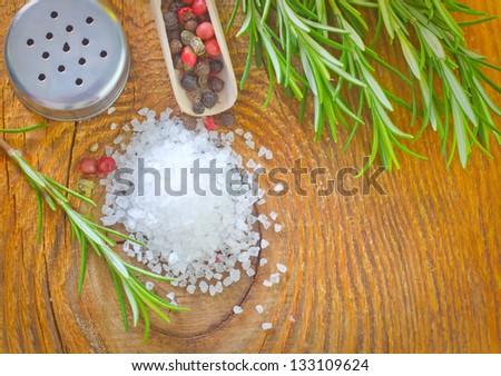 Sea salt #133109624