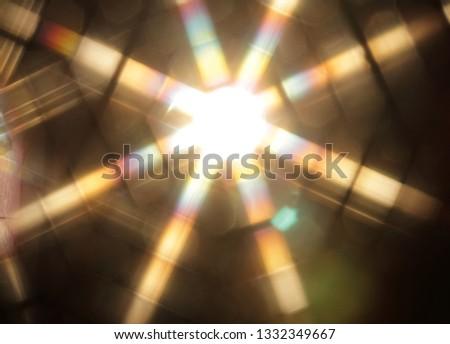Radiant strip of light, star of light #1332349667
