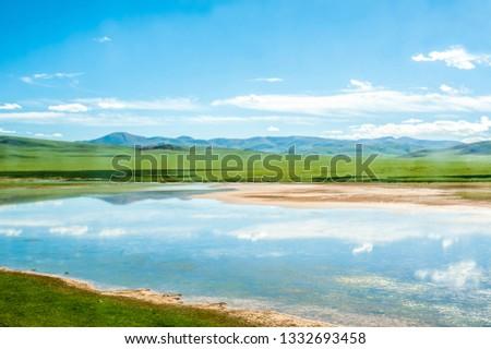 Sanjiangyuan Nature Reserve, the highest elevation natural wetland, Tibet, China #1332693458