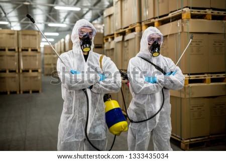 Industrial pest control #1333435034