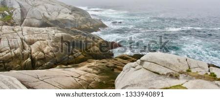 Peggys Cove Nova Scotia                       #1333940891