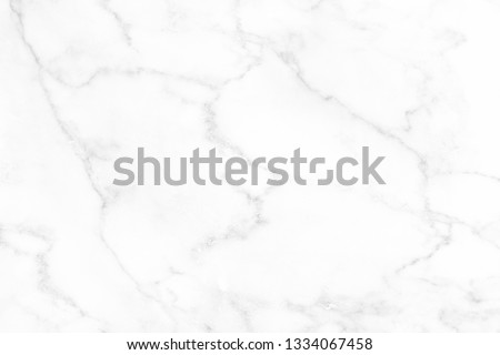 White black marble surface for do ceramic counter luxury floor, white light texture tile gray silver background marble natural for interior decoration and outside. #1334067458