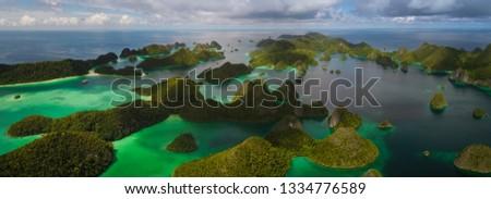 Wayag islands, Raja Ampat, Indonesia #1334776589