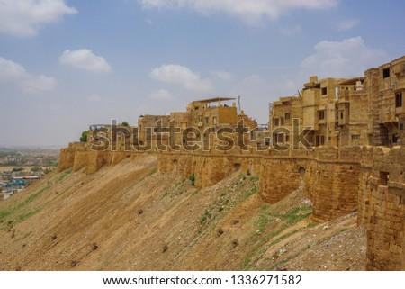 Golden City Fort Jaisalmer, India #1336271582