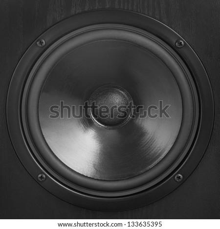acoustic woofer #133635395