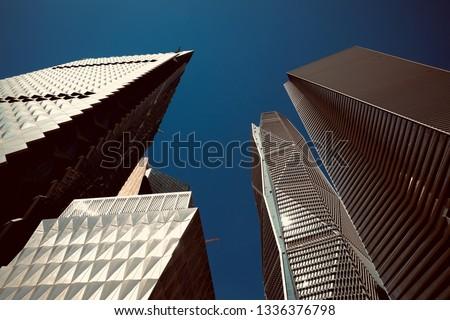 King Abdullah financial district, Riyadh , Saudi Arabia #1336376798
