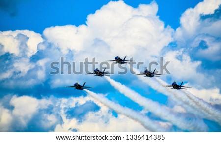 Blue Angels F-18 Airshow 2017 #1336414385