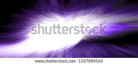 Multi-colored abstract background in the form of spirals and glow with high resolution. There is a light area for your text and design. #1337004566