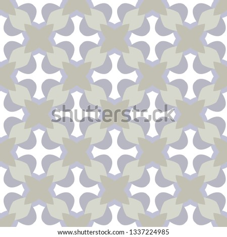 Abstract background texture in geometric ornamental style. Seamless design. #1337224985
