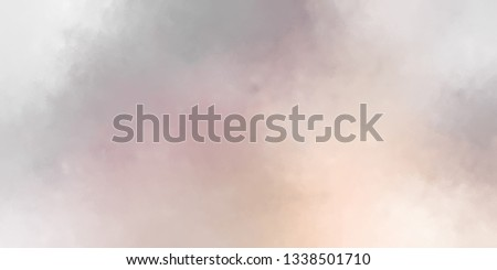 Brushed Painted Abstract Background. Brush stroked painting. Strokes of paint. 2D Illustration. #1338501710