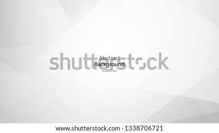 Gray color and white color and black color background abstract art vector  #1338706721