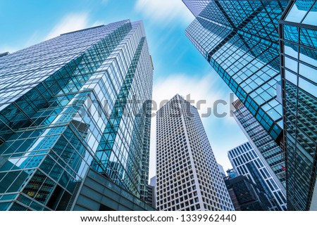 Urban Architecture Office of Building Business District #1339962440