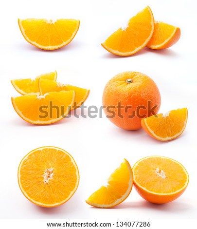 oranges collection #134077286